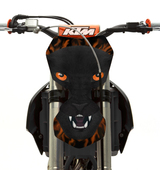 Gestaltung KTM-Bike