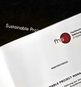 Masterthesis - Sustainable Project Management