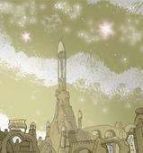 """Die Kreation einer fantastischen Welt basierend auf HP Lovecrafts """"Cthulhu-Mythos"""""""