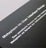 Masterthesis: Metaphern im User Interface Design