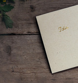 Ida – Buchgestaltung