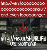 shURLify / fhs.at
