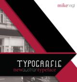 NewAustrianTypeface - Typografiebuch