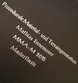 Prozedurale Material- und Terraingeneration