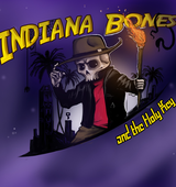 Indiana Bones and the Holy Key
