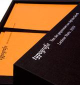 typografie. Von der gegossenen zur digitalen Schrift.