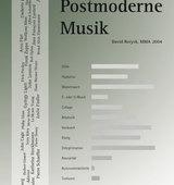 Postmoderne Musik