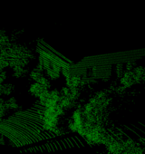 Range Lidar Visualization